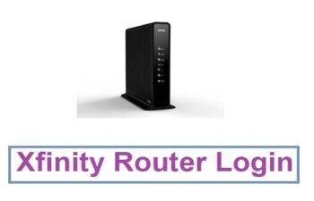 Xfinity Router Login