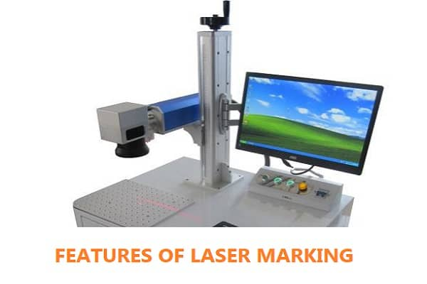 FEATURES OF LASER MARKING