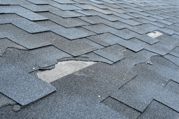 Fix A Broken Shingle On Your Roof