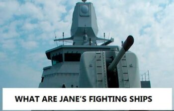 WHAT ARE JANE'S FIGHTING SHIPS